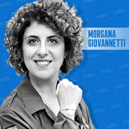 Nsl Radio Tv Morgana Giovannetti
